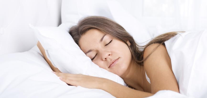 For Less Stress Try More Sleep