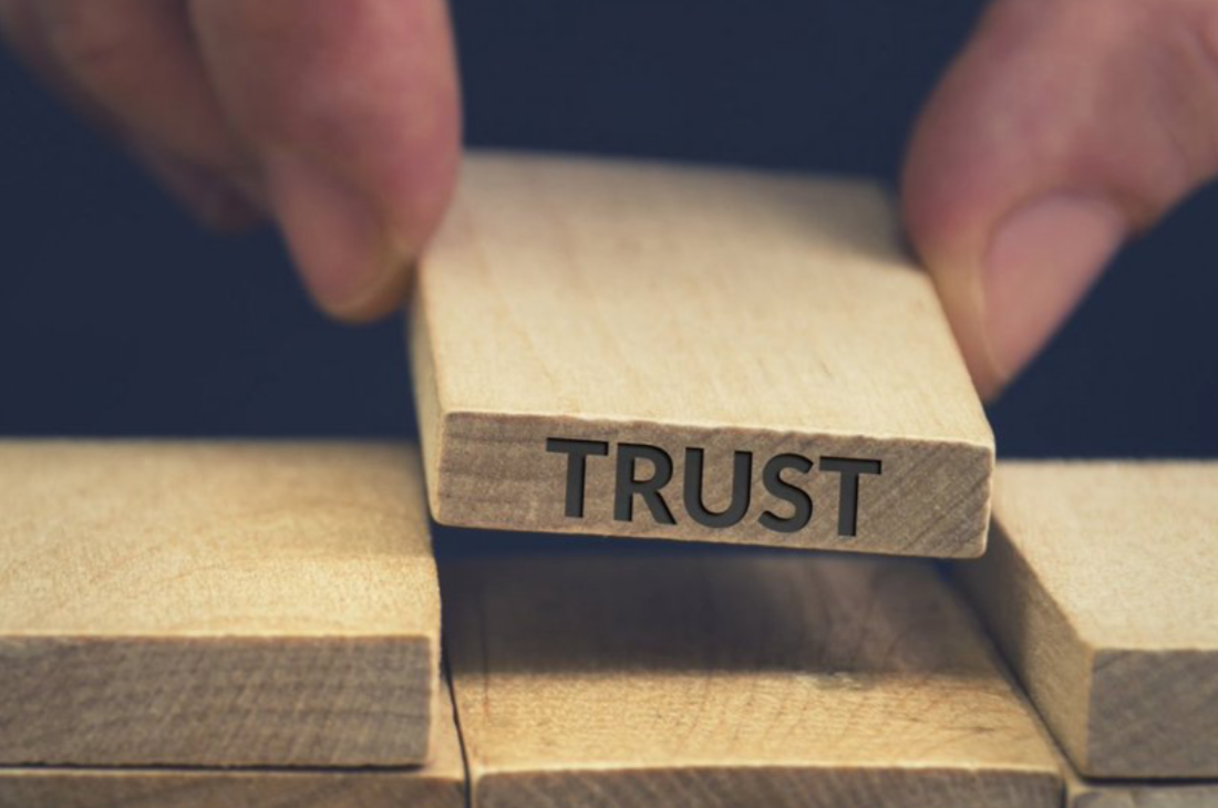 Trust or Anxiety: It's Your Choice